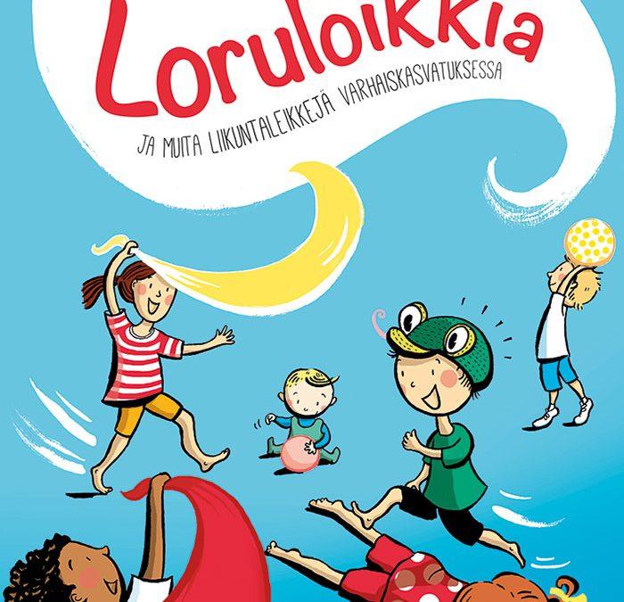 "Lupa liikkua! Viikon vinkki 10/2019 Kirja-arvonta ja ""elkki""."