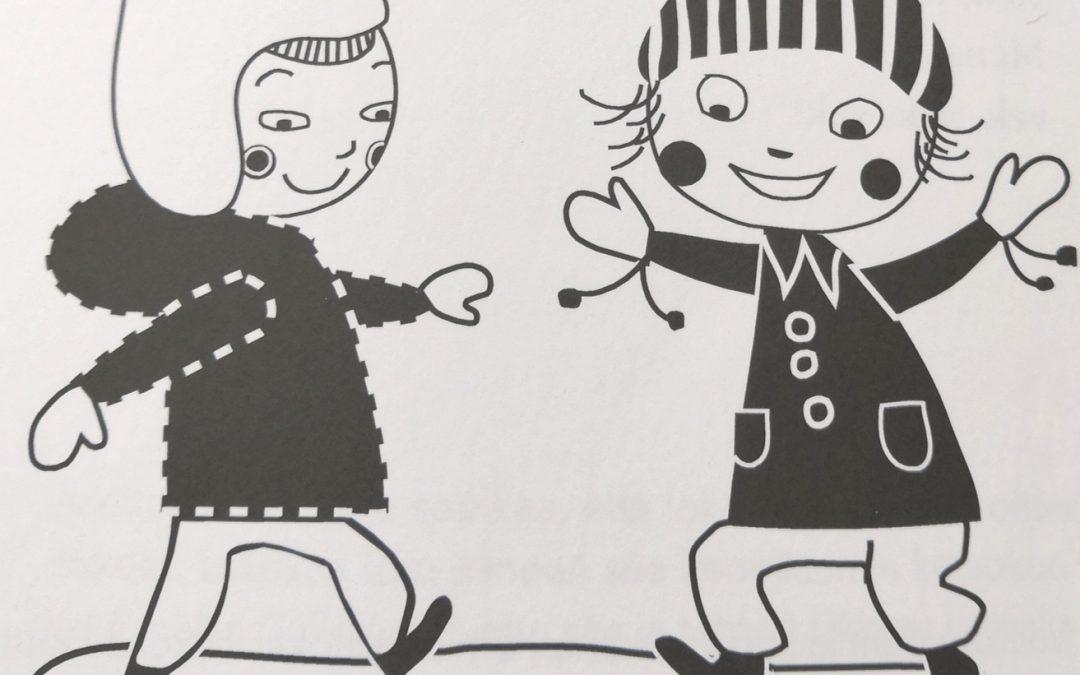 Lupa liikkua, viikon vinkki 45-46/2019 Kuka pelkää liikkuvaa  lasta?